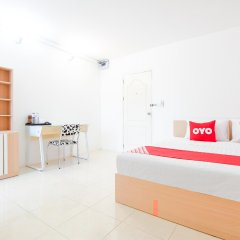 Отель OYO 411 Grandview Condo 15 Таиланд, Бангкок - отзывы, цены и фото номеров - забронировать отель OYO 411 Grandview Condo 15 онлайн комната для гостей фото 2