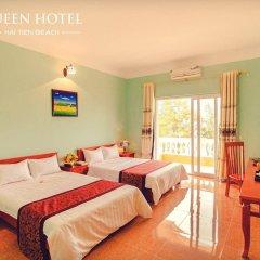 Queen Hotel Thanh Hoa комната для гостей
