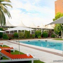 Отель America Испания, Игуалада - отзывы, цены и фото номеров - забронировать отель America онлайн бассейн