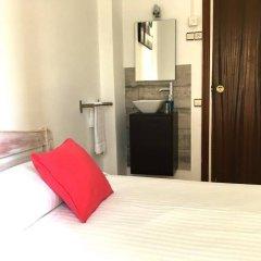 Отель La Palmera Hostal Барселона комната для гостей фото 2