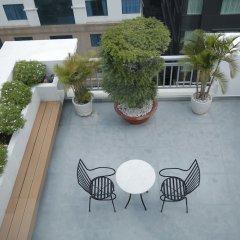 White Lotus Hotel балкон