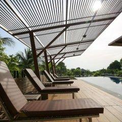 Отель 4 BR Private Villa in V49 Pattaya w/ Village Pool Таиланд, Паттайя - отзывы, цены и фото номеров - забронировать отель 4 BR Private Villa in V49 Pattaya w/ Village Pool онлайн бассейн фото 2