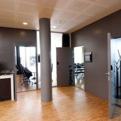 Отель Scandic Stavanger Airport фитнесс-зал