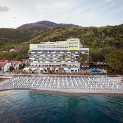Отель Park Черногория, Каменари - отзывы, цены и фото номеров - забронировать отель Park онлайн бассейн