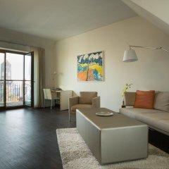 rostock apartment LIVING HOTEL комната для гостей фото 3
