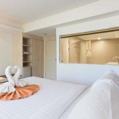 Отель Coral Inn 3* Номер Делюкс разные типы кроватей фото 2