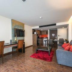 Отель The Beach Heights Resort 4* Стандартный номер с различными типами кроватей фото 3
