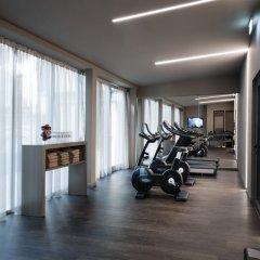 Отель Worldhotel Cristoforo Colombo Милан фитнесс-зал фото 3
