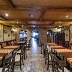 Novum Hotel Golden Park Budapest питание