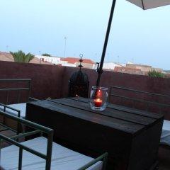 Отель Casa Rural Santa Maria Del Guadiana Сьюдад-Реаль балкон