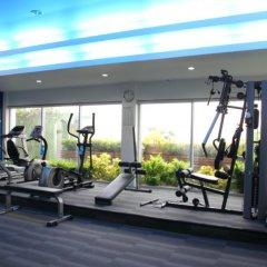 Отель Grande Ville Бангкок фитнесс-зал