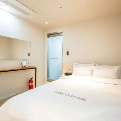 Отель Myeong-Dong New Stay Inn комната для гостей фото 5