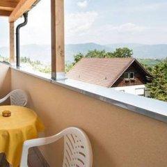 Отель Pensione Penegalblick Аппиано-сулла-Страда-дель-Вино балкон