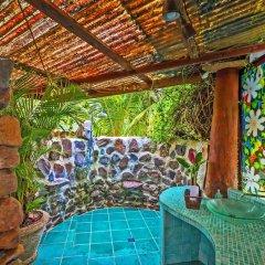Отель Robinson's Cove Villas - Deluxe Wallis Villa Французская Полинезия, Муреа - отзывы, цены и фото номеров - забронировать отель Robinson's Cove Villas - Deluxe Wallis Villa онлайн сауна