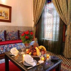 Отель Dar Al Andalous Марокко, Фес - отзывы, цены и фото номеров - забронировать отель Dar Al Andalous онлайн в номере фото 2