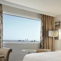 Отель Hilton Barcelona 4* Стандартный номер с различными типами кроватей