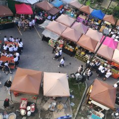 Отель Book a Bed Poshtel - Hostel Таиланд, Пхукет - отзывы, цены и фото номеров - забронировать отель Book a Bed Poshtel - Hostel онлайн помещение для мероприятий