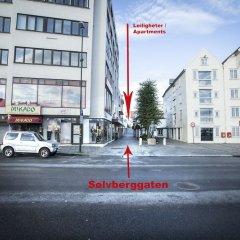 Отель City Housing - Holgersen Apartments Норвегия, Ставангер - отзывы, цены и фото номеров - забронировать отель City Housing - Holgersen Apartments онлайн вид на фасад