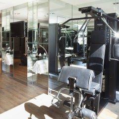 Отель JW Marriott Cannes фитнесс-зал