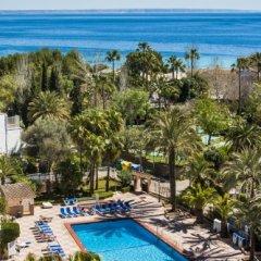 Отель Globales Palmanova Palace пляж
