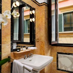 Hotel d'Inghilterra Roma - Starhotels Collezione ванная фото 2
