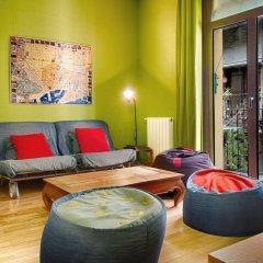 Отель Itaca Hostel Barcelona Испания, Барселона - отзывы, цены и фото номеров - забронировать отель Itaca Hostel Barcelona онлайн комната для гостей фото 3