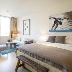 Отель VISIONAPARTMENTS Zurich Wolframplatz комната для гостей