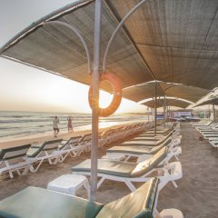 Отель Trendy Palm Beach - All Inclusive Сиде пляж