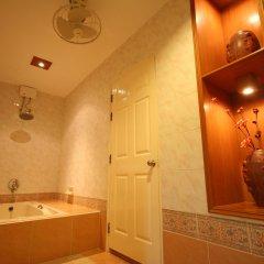 Отель Budsaba Resort & Spa сауна