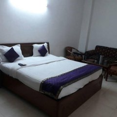 Отель Hanuwant Palace Индия, Нью-Дели - 1 отзыв об отеле, цены и фото номеров - забронировать отель Hanuwant Palace онлайн комната для гостей фото 3
