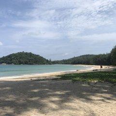 Отель Parida Resort пляж Банг-Тао пляж фото 2