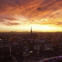 Отель SO VIENNA (ex. Sofitel Stephansdom) Вена балкон