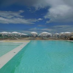 Hotel Villa Linda Риччоне бассейн фото 2