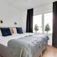 Отель Avenyn - Företagsbostäder Швеция, Гётеборг - отзывы, цены и фото номеров - забронировать отель Avenyn - Företagsbostäder онлайн комната для гостей фото 3