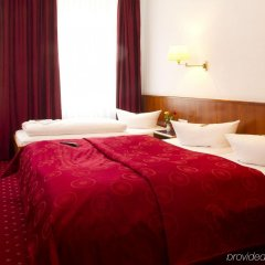 Hotel Astoria Leipzig Лейпциг комната для гостей фото 2