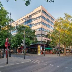 Отель Hollywood Media Hotel Германия, Берлин - 1 отзыв об отеле, цены и фото номеров - забронировать отель Hollywood Media Hotel онлайн городской автобус