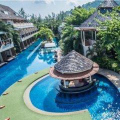 Отель Lanta Cha-Da Beach Resort & Spa Ланта бассейн фото 3