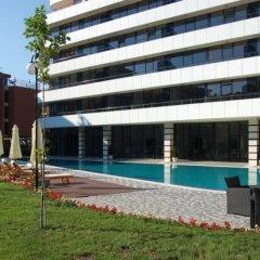 Апартаменты Boomerang Apartments Солнечный берег бассейн фото 2