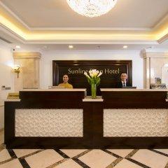 Отель Sunline Paon Hotel Вьетнам, Ханой - отзывы, цены и фото номеров - забронировать отель Sunline Paon Hotel онлайн интерьер отеля фото 2