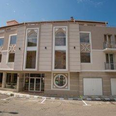 Отель Nassi Hotel Болгария, Свети Влас - отзывы, цены и фото номеров - забронировать отель Nassi Hotel онлайн вид на фасад