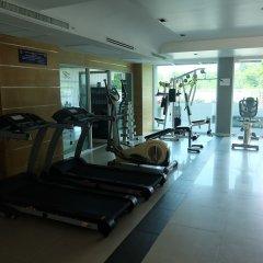 Отель Mandawee Resort & Spa фитнесс-зал фото 2