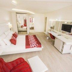 Отель Laguna Beach Alya Resort & SPA - All Inclusive Окурджалар комната для гостей фото 3