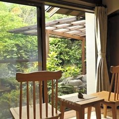 Отель Kaikatei Хидзи балкон