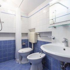 Отель Cimarosa Италия, Риччоне - отзывы, цены и фото номеров - забронировать отель Cimarosa онлайн ванная фото 2