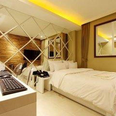 Vole Hotel Gangnam комната для гостей