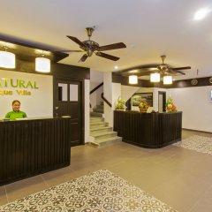 Отель M2Luxe Natural Boutique Hoian сауна