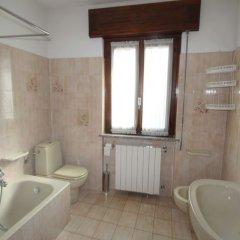 Отель Ferrovia Порлецца ванная