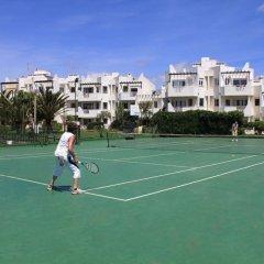 Отель Duna Parque Beach Club спортивное сооружение