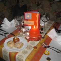 Отель Pension Rosengarten питание