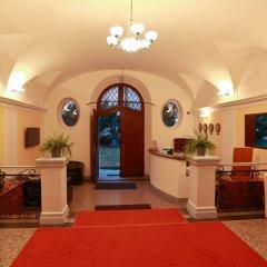 Hotel U Svatého Jana интерьер отеля фото 2